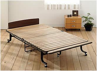 折りたたみすのこベッド:家具・通販 K Style.