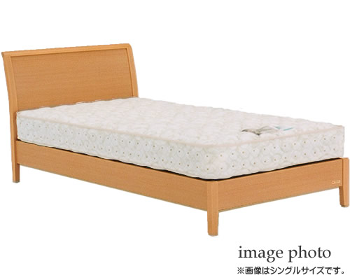 ダブルベッド フランスベッド ...